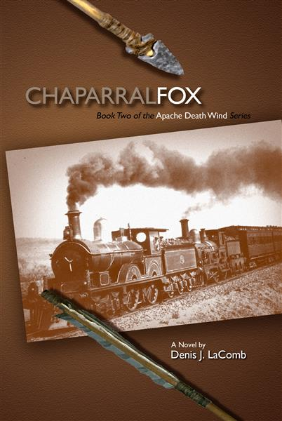 Chaparral Fox Book Cover