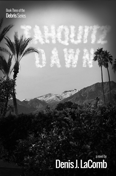 Tahquitz Dawn Book Cover